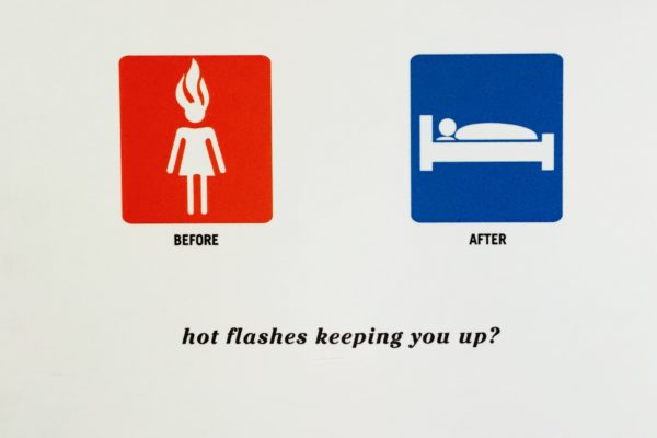 Menopause Hot Flashes: Hot Flash Relief with Soy*