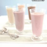 Revival Soy Protein shakes contain 20 grams of protein